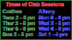 Club-sessions